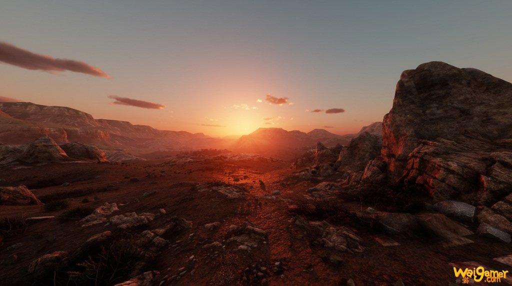 《红色沙漠》配置需求一览