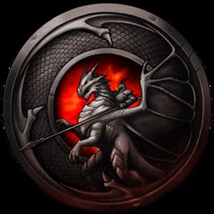 柏德之门:龙矛围城