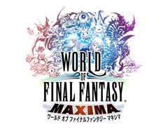 Final Fantasy 世界 Maxima