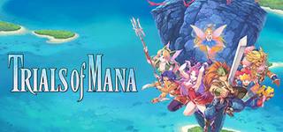 圣剑传说 3 TRIALS of MANA