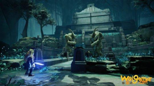 PS5版《星际战甲》11月26日发售 支持4K 60帧