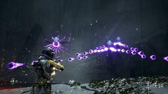 PS5科幻射击《Returnal》实机演示!战斗及关卡展示