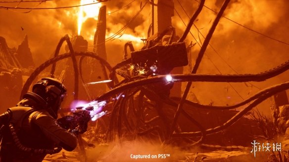 PS5科幻射击游戏《Returnal》总监谈游戏的升级机制