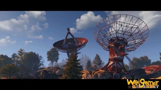 《Rust》主机版预告公布 今年年内登陆PS4/Xbox One平台